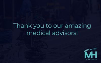 Thank you to our medical advisors for their hard work during the pandemic!